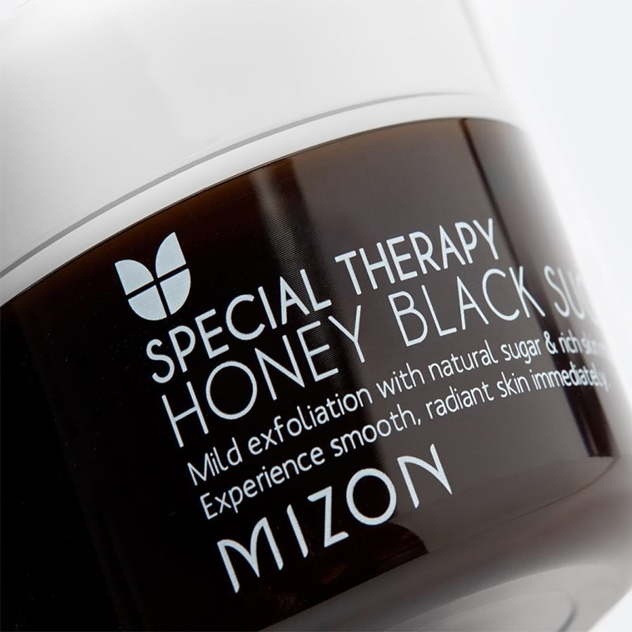 Mizon Honey Black Sugar Scrub 10