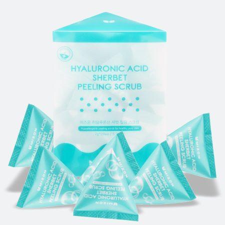 Mizon Hyaluronic Acid Sherbet Peeling Scrub 15