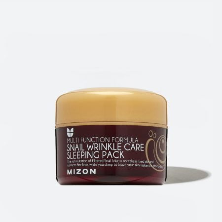 Mizon Snail Wrinkle Care Sleeping Pack 10